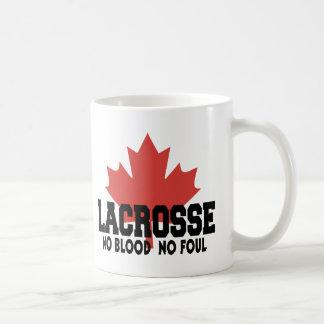 Canada Lacrosse Canadian Mugs