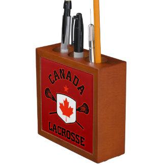 Canada Lacrosse Desk Organizer