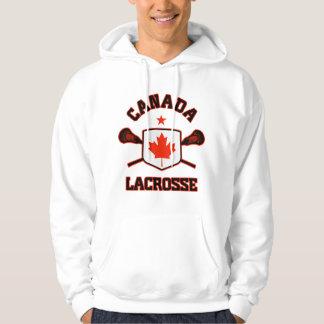 Canada Lacrosse Hoodie