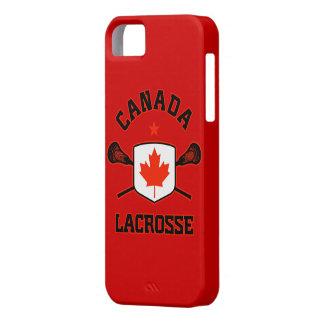 Canada Lacrosse phone case iPhone 5 Cases