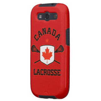 Canada Lacrosse phone cover Galaxy S3 Cover