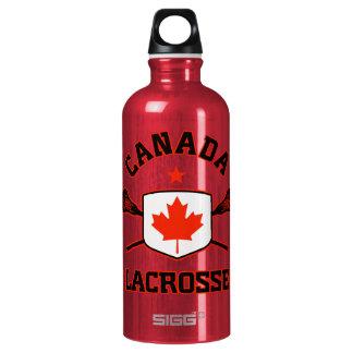 Canada Lacrosse Sports Bottle
