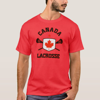 Canada Lacrosse T-Shirt