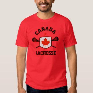 Canada Lacrosse Tee Shirt