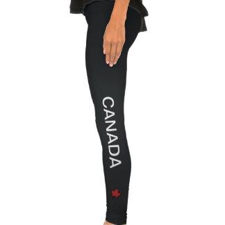 Canada Leaf Leggings