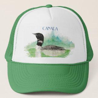 Canada Loon Cap