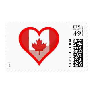 Canada Love Stamps