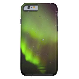 Canadá, Manitoba, Churchill. Aurora Borealis Funda Para iPhone 6 Tough