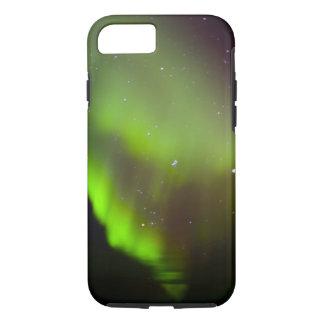 Canada, Manitoba, Churchill. Aurora Borealis in iPhone 7 Case