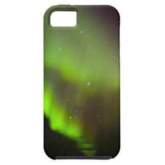 Canadá, Manitoba, Churchill. Aurora Borealis iPhone 5 Carcasa