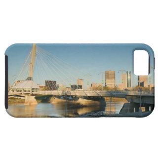 CANADA, Manitoba, Winnipeg: Esplanade Riel iPhone 5 Cases