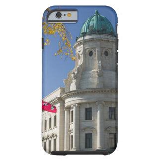 CANADÁ, Manitoba, Winnipeg: Las cortes de ley, Funda De iPhone 6 Tough
