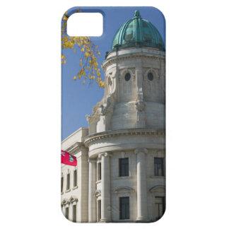 CANADÁ, Manitoba, Winnipeg: Las cortes de ley, iPhone 5 Funda