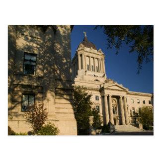 Canadá, Manitoba, Winnipeg: Manitoba legislativa Postal