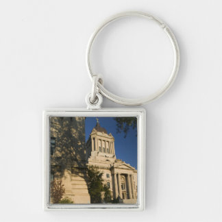 Canada, Manitoba, Winnipeg: Manitoba Legislative Keychain