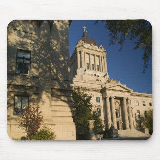 Canada, Manitoba, Winnipeg: Manitoba Legislative Mouse Pad