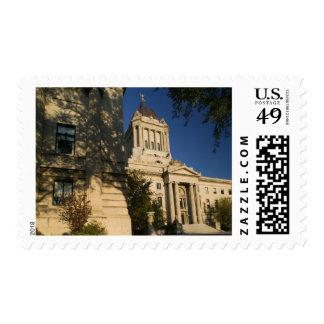 Canada, Manitoba, Winnipeg: Manitoba Legislative Postage