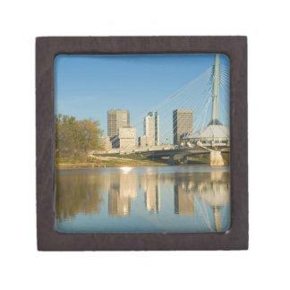 CANADÁ Manitoba Winnipeg Riel 2 de la explanada Cajas De Regalo De Calidad