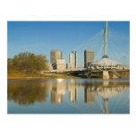CANADÁ, Manitoba, Winnipeg: Riel 2 de la explanada Postales