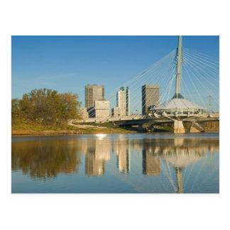 CANADÁ, Manitoba, Winnipeg: Riel 2 de la explanada Postal