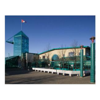 CANADA, Manitoba, Winnipeg: The Forks Market Postcard