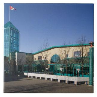 CANADA, Manitoba, Winnipeg: The Forks Market Tile