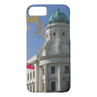 CANADA, Manitoba, Winnipeg: The Law Courts, iPhone 7 Case