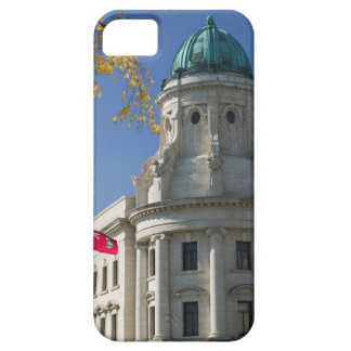 CANADA, Manitoba, Winnipeg: The Law Courts, iPhone SE/5/5s Case