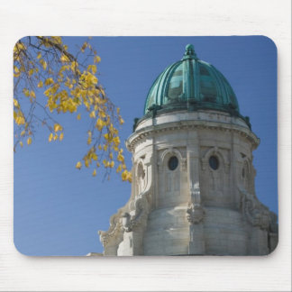 CANADA, Manitoba, Winnipeg: The Law Courts, Mouse Pad