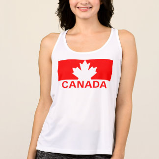 Canada Maple Leaf - All Sport Tank Top