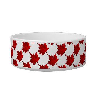 Canada-Maple Leaf by Shirley Taylor Bowl