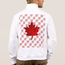 Canada-Maple Leaf by Shirley Taylor Jacket