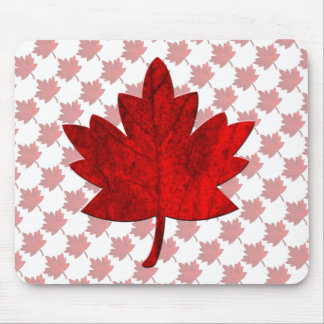Canada-Maple Leaf by Shirley Taylor Mouse Pad