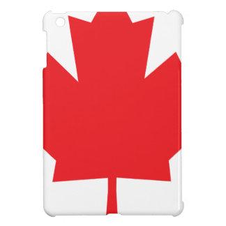 Canada Maple Leaf Canadian Symbol iPad Mini Cases