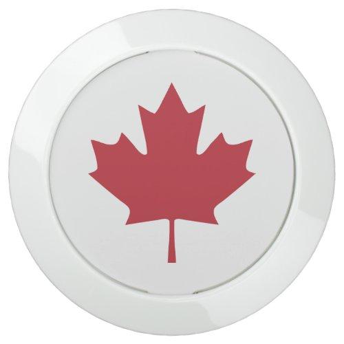 Canada Maple Leaf Chargehub