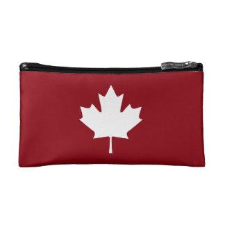Canada Maple Leaf Cosmetic Bag