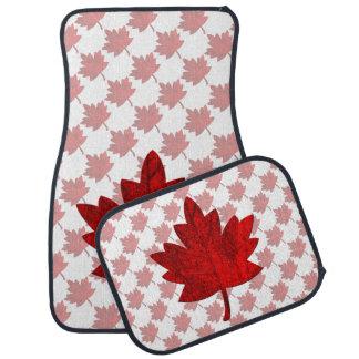 Canada-Maple Leaf Floor Mat