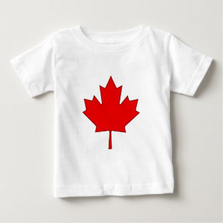 Canada Maple Leaf for Baby Shirt
