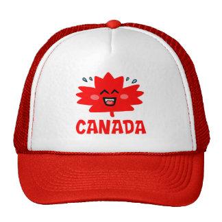 Canada Maple Leaf Mesh Hats