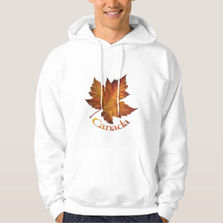 Canada Maple Leaf  Hoodie Canada Hooded Sweatshirt