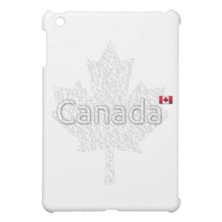 Canada Maple Leaf iPad Mini Covers