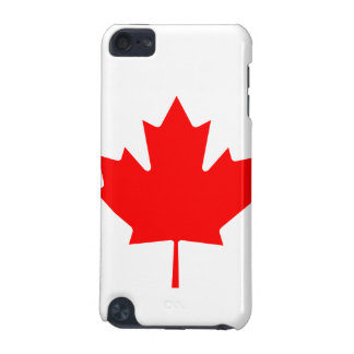 Canada Maple Leaf iPod Touch 5G Covers