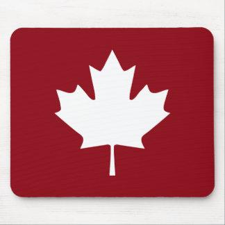 Canada Maple Leaf Mouse Pad
