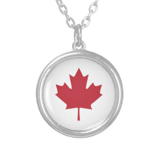 Canada Maple Leaf Necklace