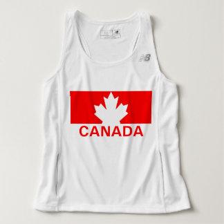 Canada Maple Leaf New Balance Tank Top