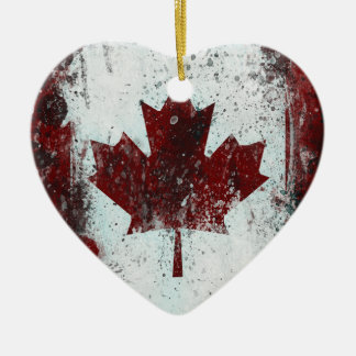 Canada Maple Leaf Ornament
