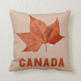 Canada Maple Leaf Pillow
