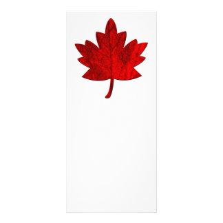 Canada-Maple Leaf Rack Cards
