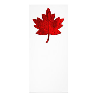 Canada-Maple Leaf Rack Cards