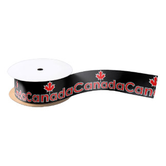 Canada Maple Leaf Ribbon